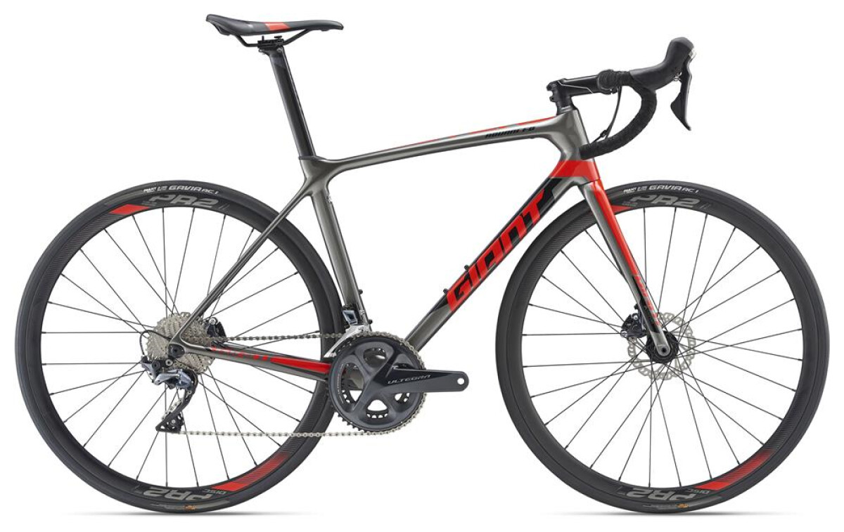 GIANT TCR Advanced 1 Disc Details