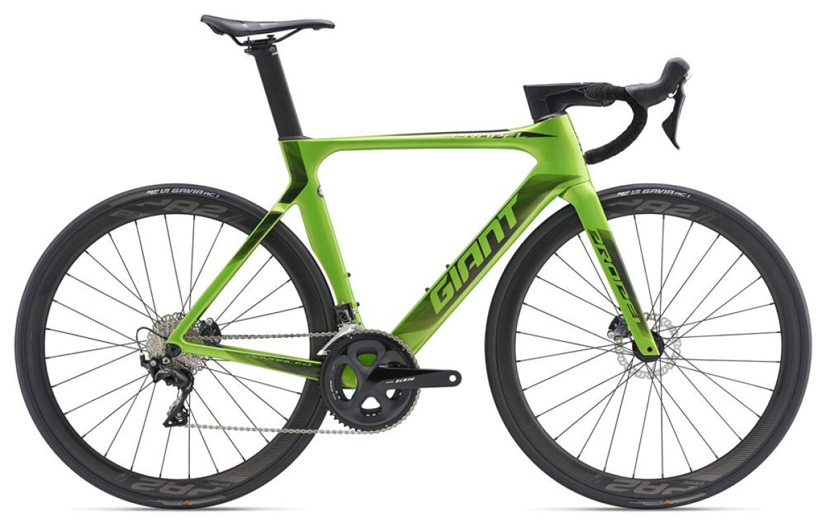 GIANT Propel Advanced 2 Disc Details