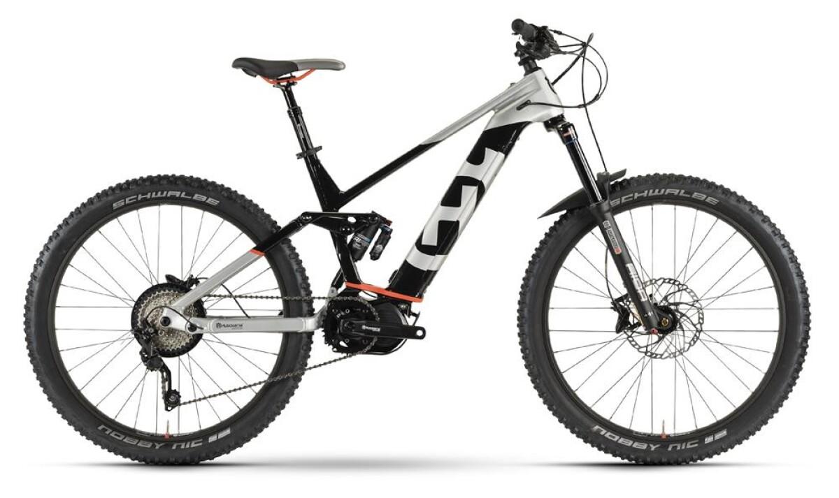 Husqvarna Bicycles MC5 Details