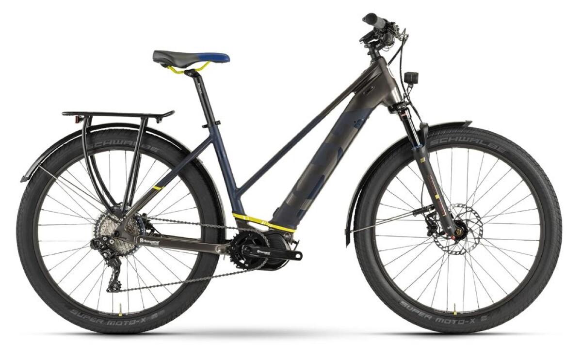 Husqvarna Bicycles GT6 Trapez Details