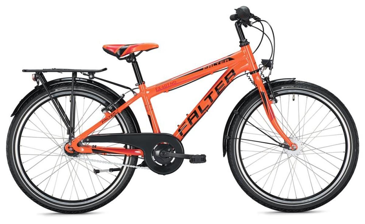 FALTER FX 407 ND Diamant / orange-red Details