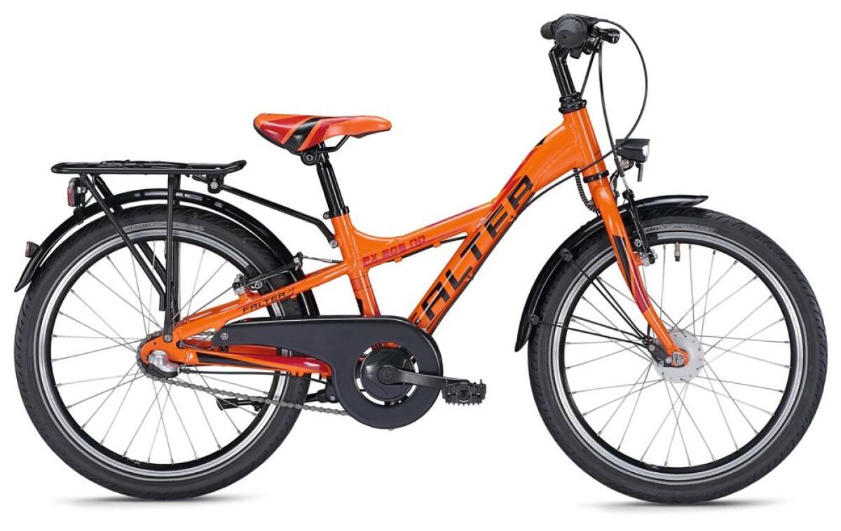 FALTER FX 203 ND Y-Lite / orange-red Details