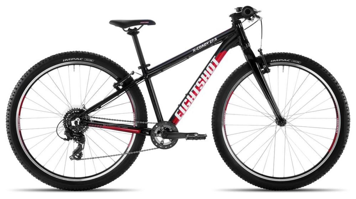 Eightshot X-COADY 275 SL black/red/white Details