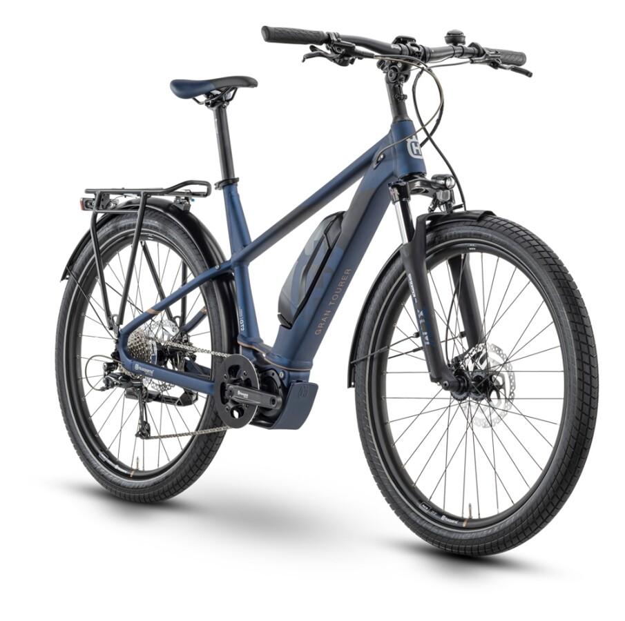Husqvarna Bicycles Gran Tourer 2 H Details