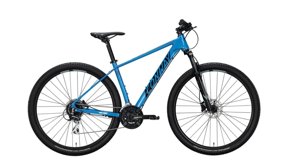 Conway MS 429 schwarz,blau Details