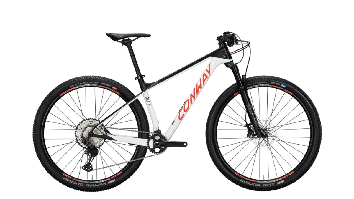 Conway RLC 6 schwarz,weiß Details