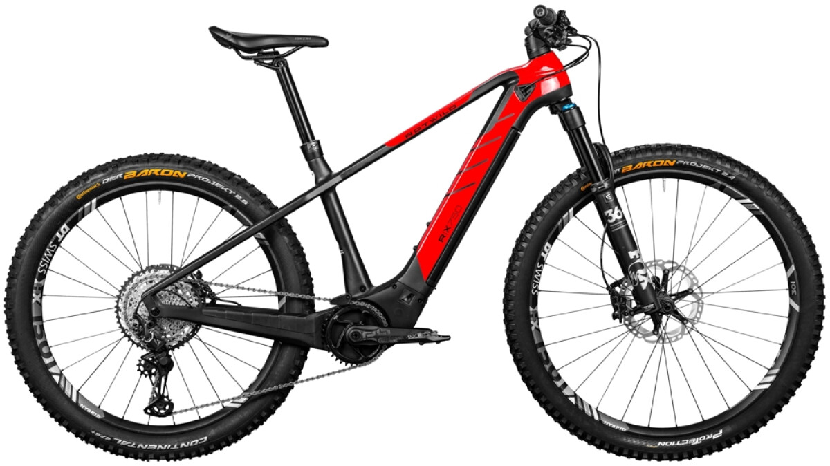 Rotwild R.X750 (HT) PRO Details