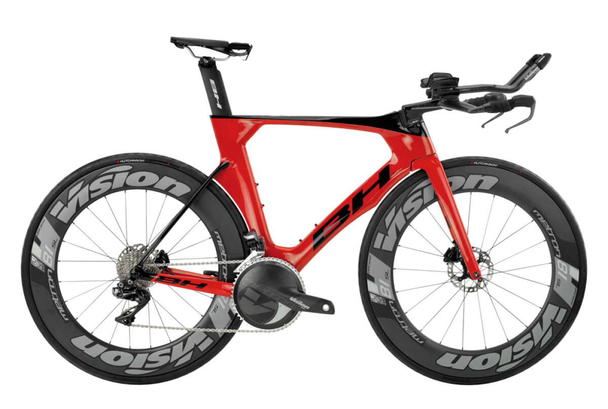 BH Bikes AEROLIGHT Disc 6.0 Details