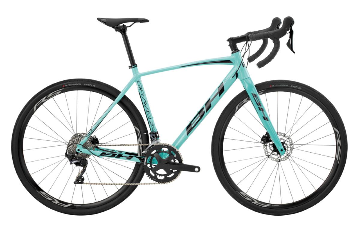 BH Bikes GRAVELX ALU 2.0 Details