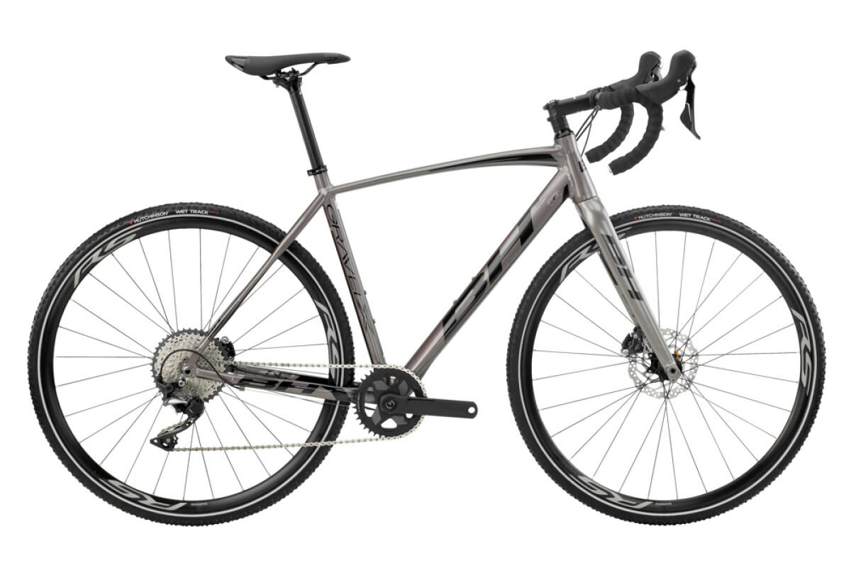 BH Bikes GRAVELX ALU 1.5 Details
