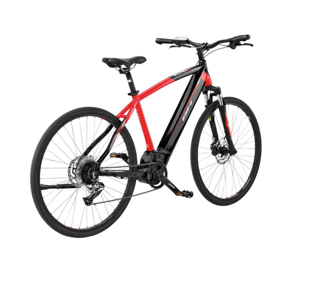 BH Bikes ATOM CROSS Details