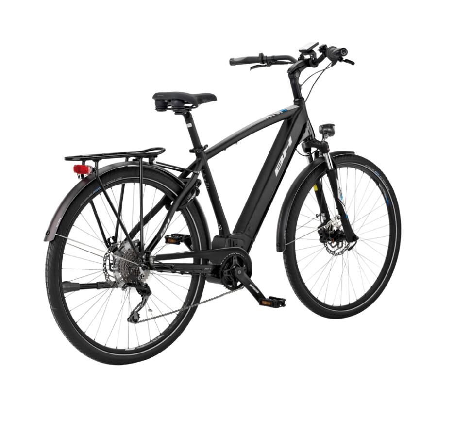 BH Bikes ATOM CITY PRO Details