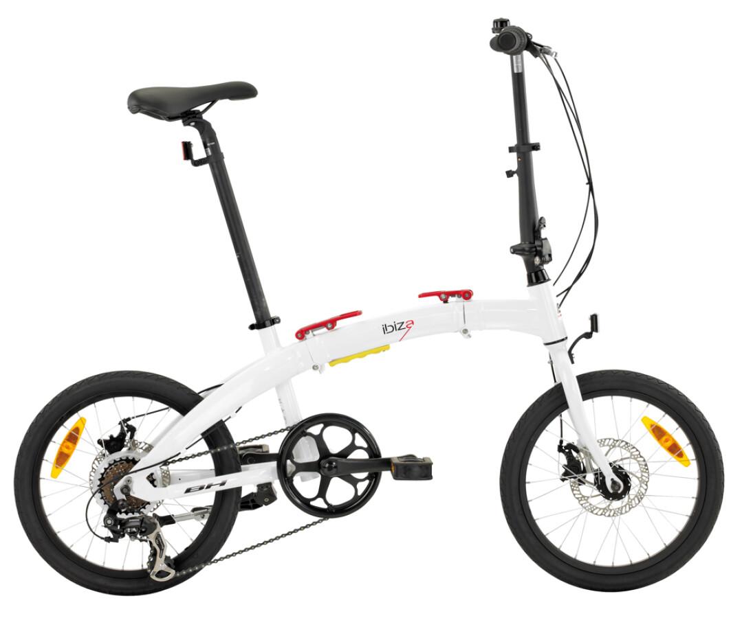 BH Bikes IBIZA SPORT Details