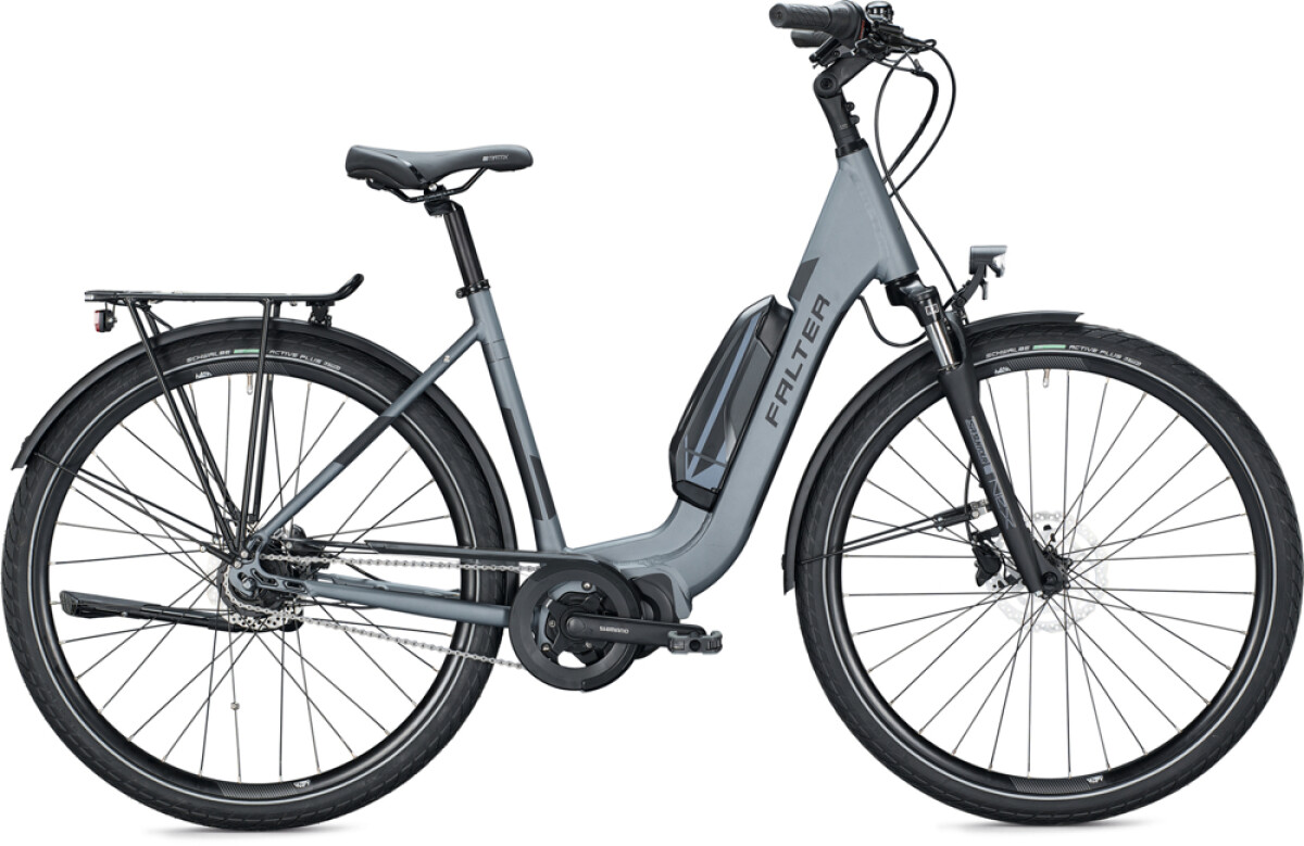FALTER E 8.2 RT 500 Wave anthracite-grey Details
