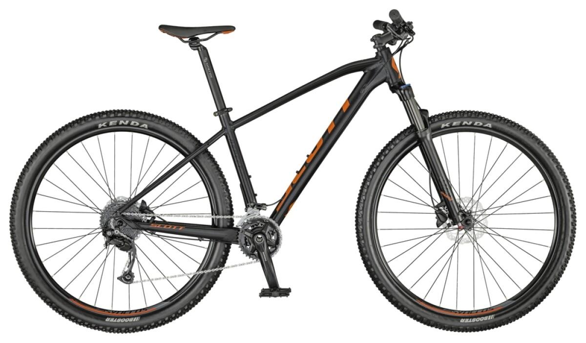 Scott Aspect 940 Bike Granite Details