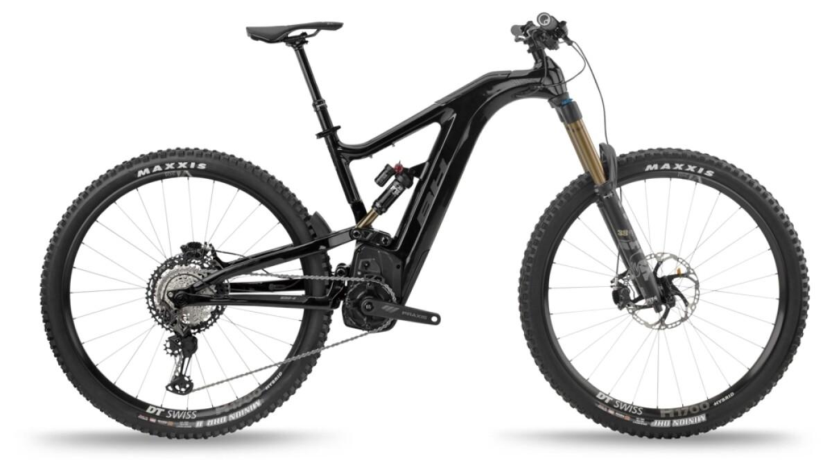 BH Bikes ATOMX CARBON LYNX 6 PRO-SE Black-Black Details