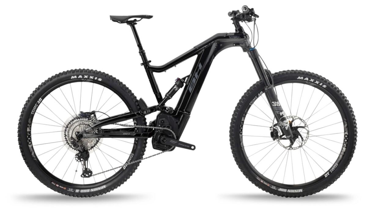 BH Bikes ATOMX LYNX 6 PRO-S Black-Silver-Grey Details