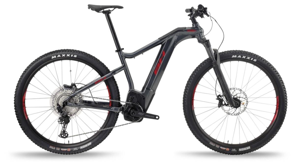 BH Bikes ATOMX PRO-S Anthracite-Red Details