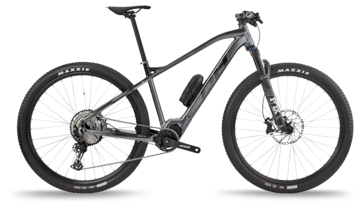 BH Bikes CORE 29 PRO Grey-Black Details