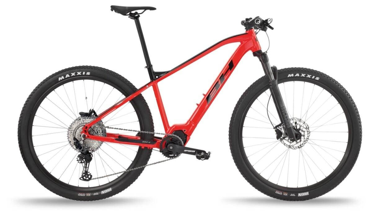 BH Bikes CORE 29 Red-Black Details