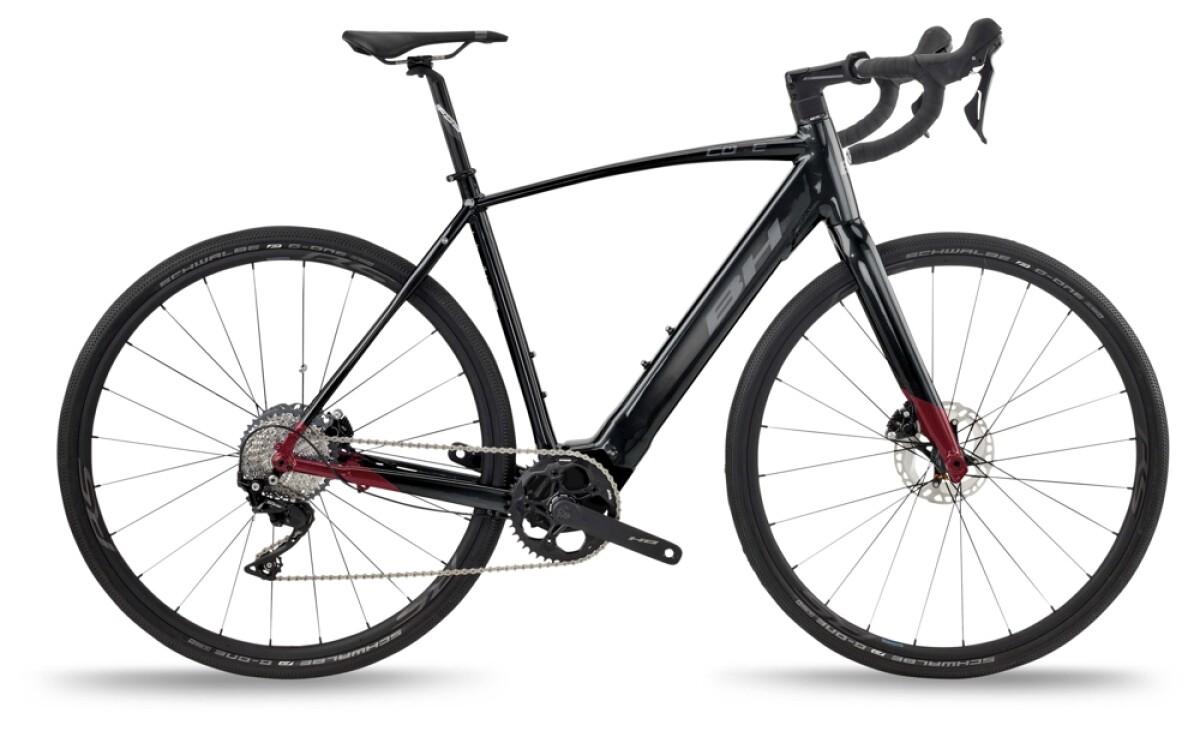 BH Bikes CORE GRAVELX 2.2 Black-Red-Grey Details