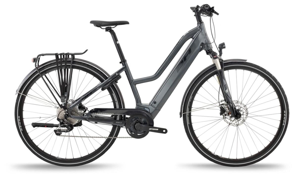 BH Bikes ATOM JET PRO Grey-Black Details