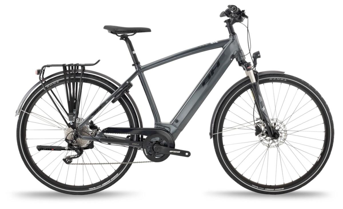 BH Bikes ATOM CROSS PRO Grey-Black Details