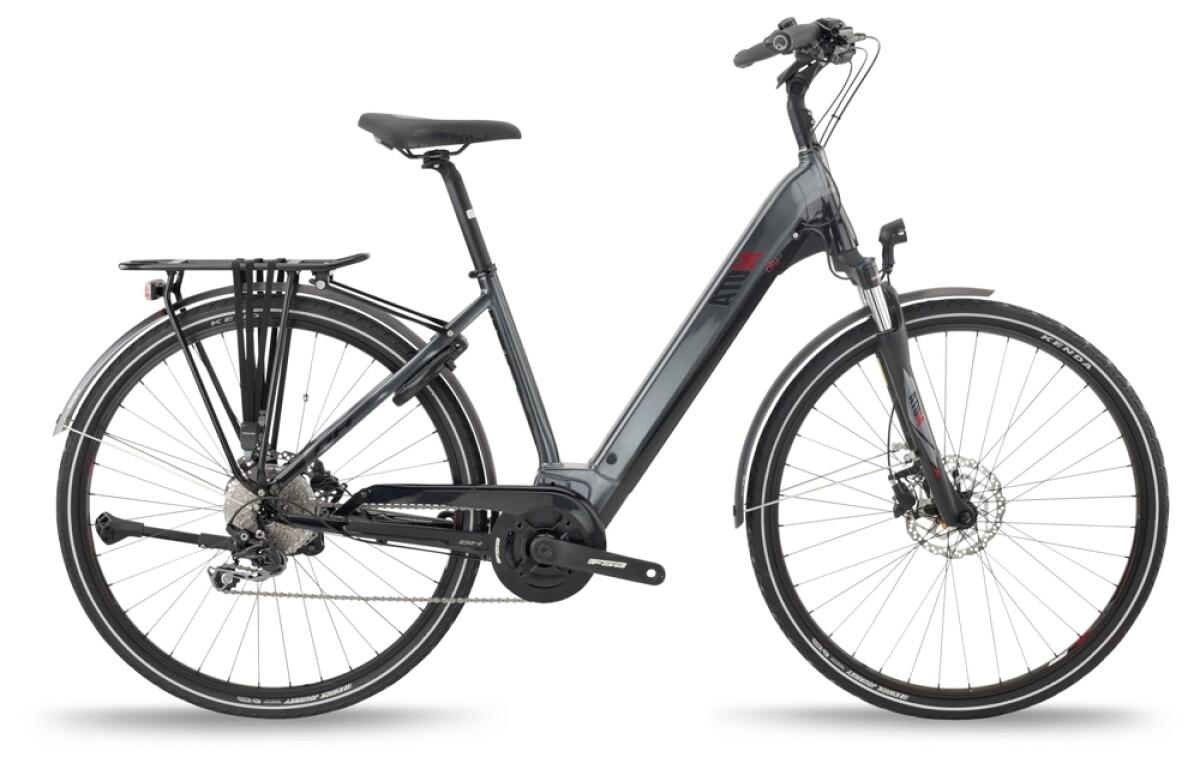 BH Bikes ATOM CITY WAVE PRO Grey-Black-Red Details
