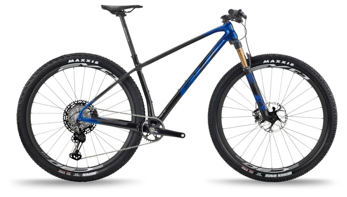BH Bikes ULTIMATE EVO 9.5 Blue-Black Details