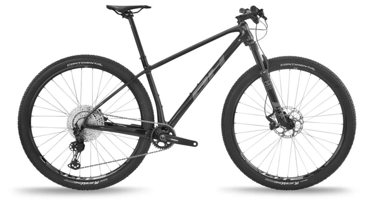 BH Bikes ULTIMATE EVO 8.5 Black-Grey Details