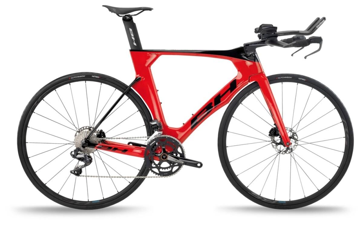 BH Bikes AEROLIGHT Disc 4.0 Red-Black Details