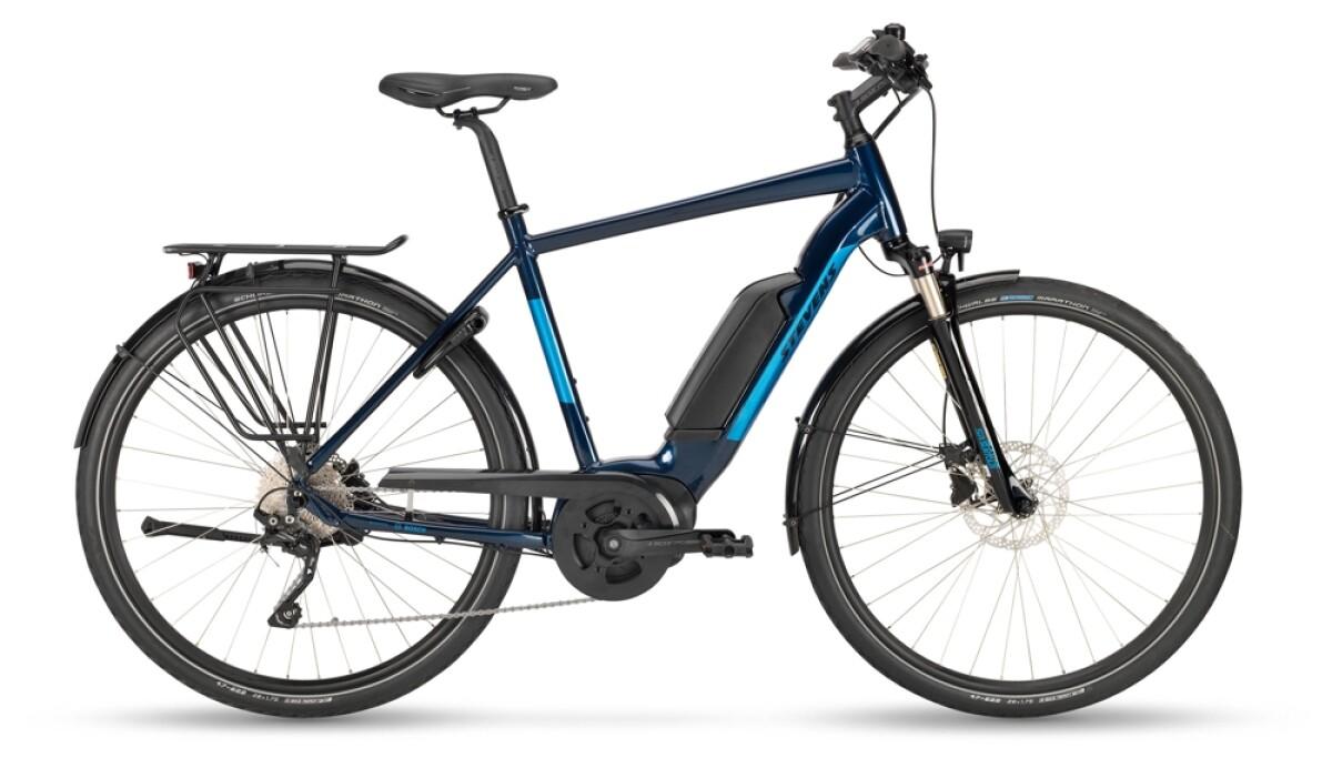 Stevens E-Lavena Gent Frisco Blue Details