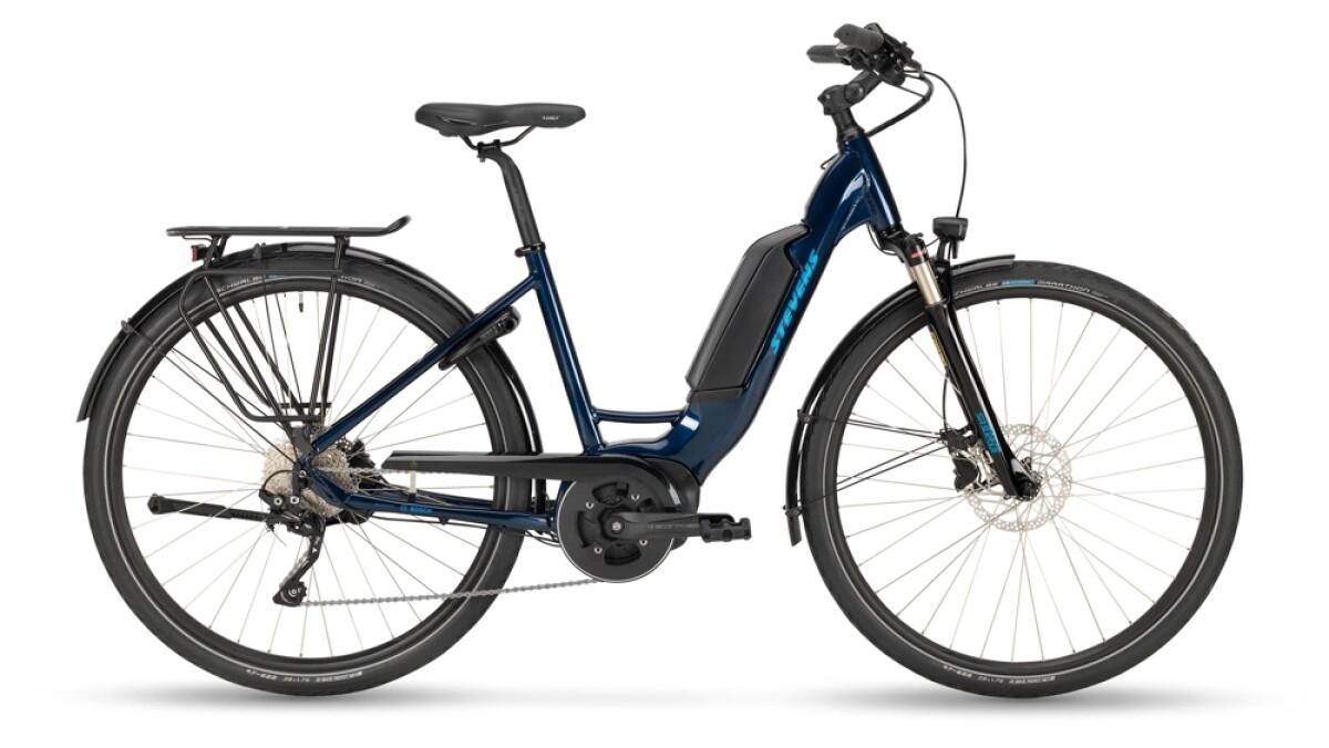 Stevens E-Lavena Forma Frisco Blue Details