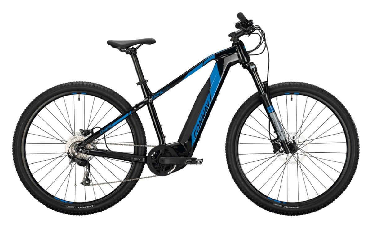 Conway Cairon S 229 black / blue Details