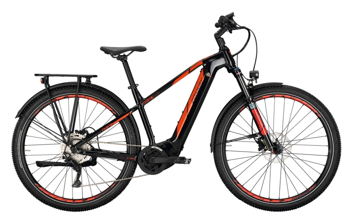 Conway Cairon C 429 black / red Details