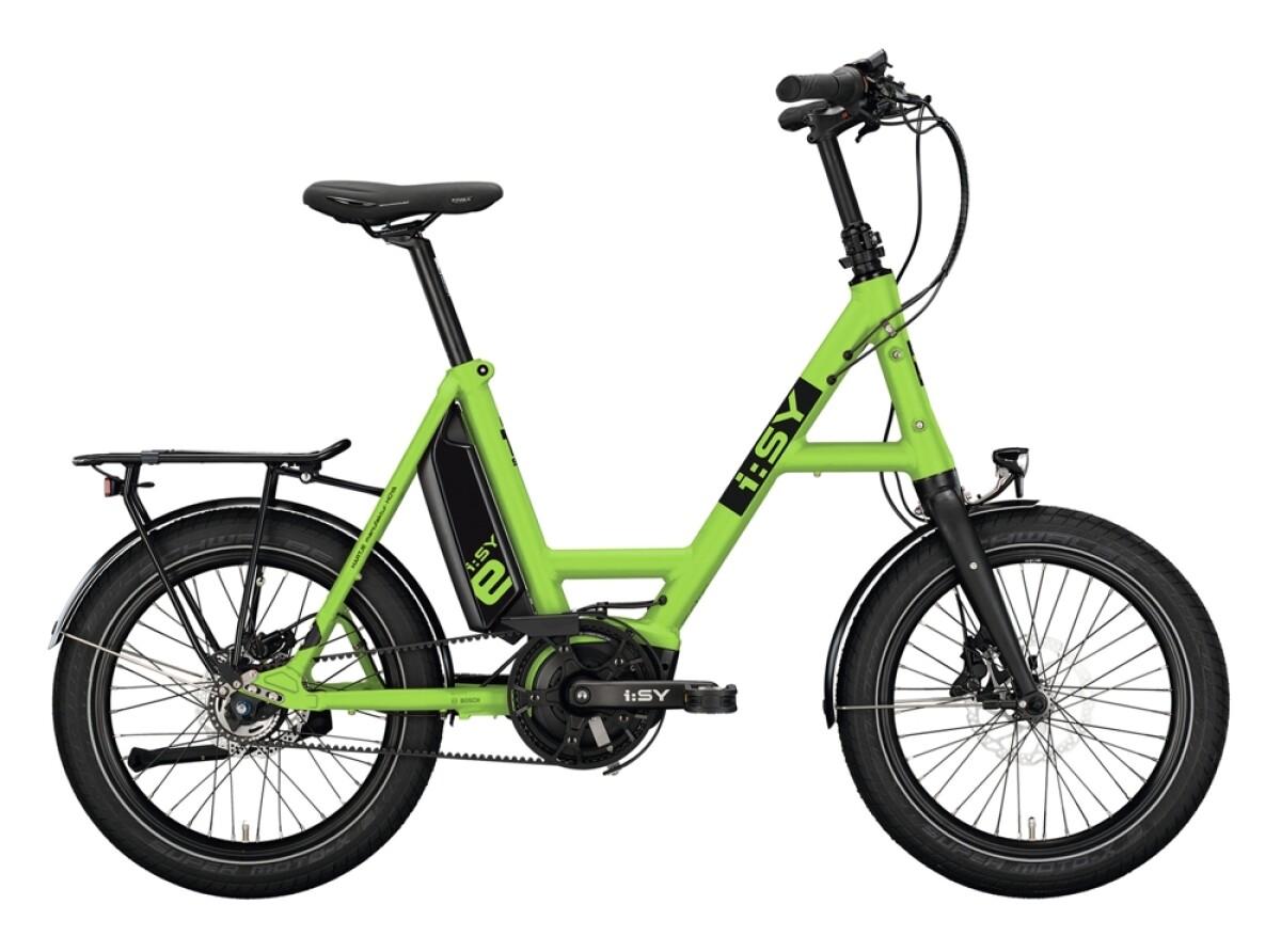 i:SY DrivE E5 ZR grün Details