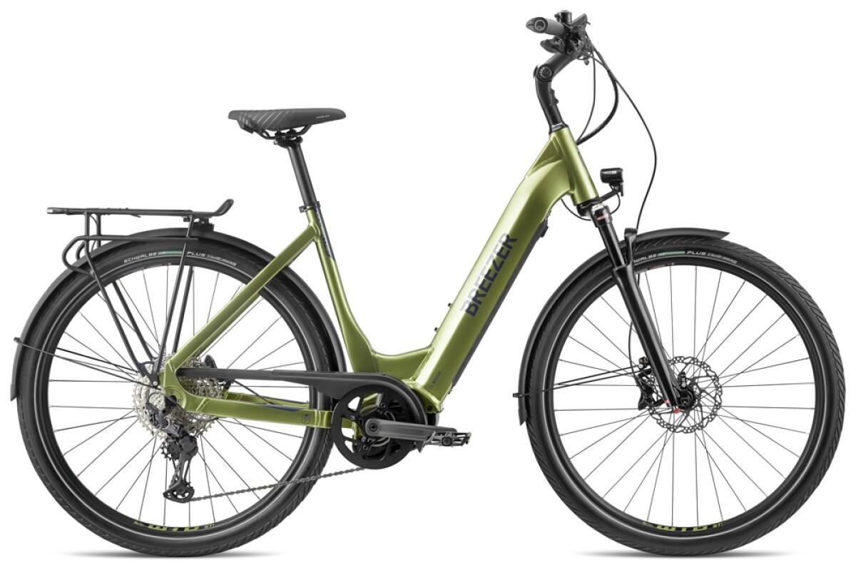 Breezer Bikes POWERTRIP EVO 1.1+ LS Details