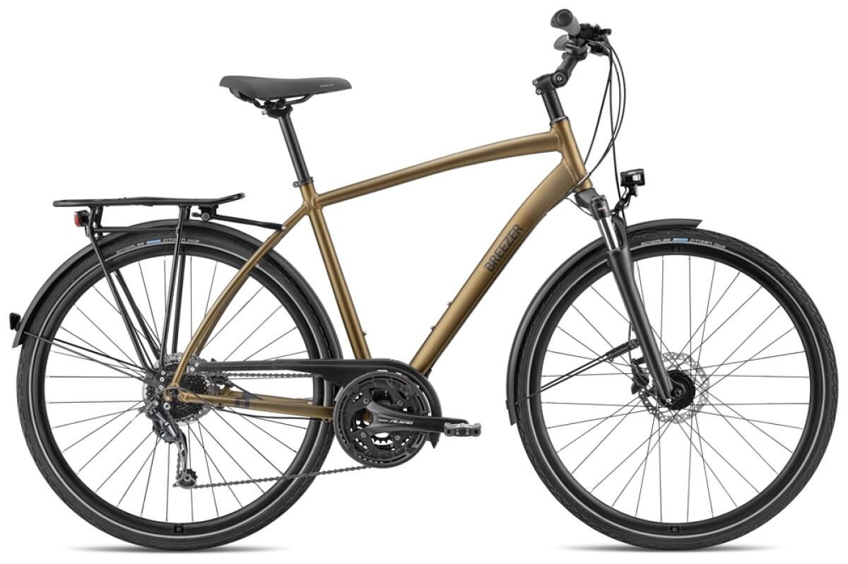 Breezer Bikes LIBERTY S1.3+ Details