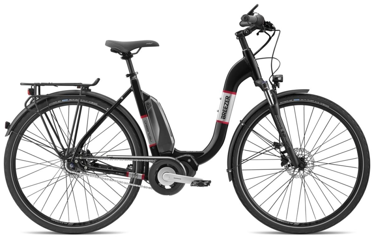 Breezer Bikes GREENWAY IG 1.1+ LS Details