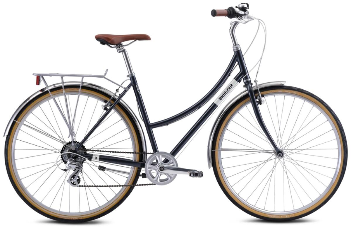 Breezer Bikes DOWNTOWN EX ST Details