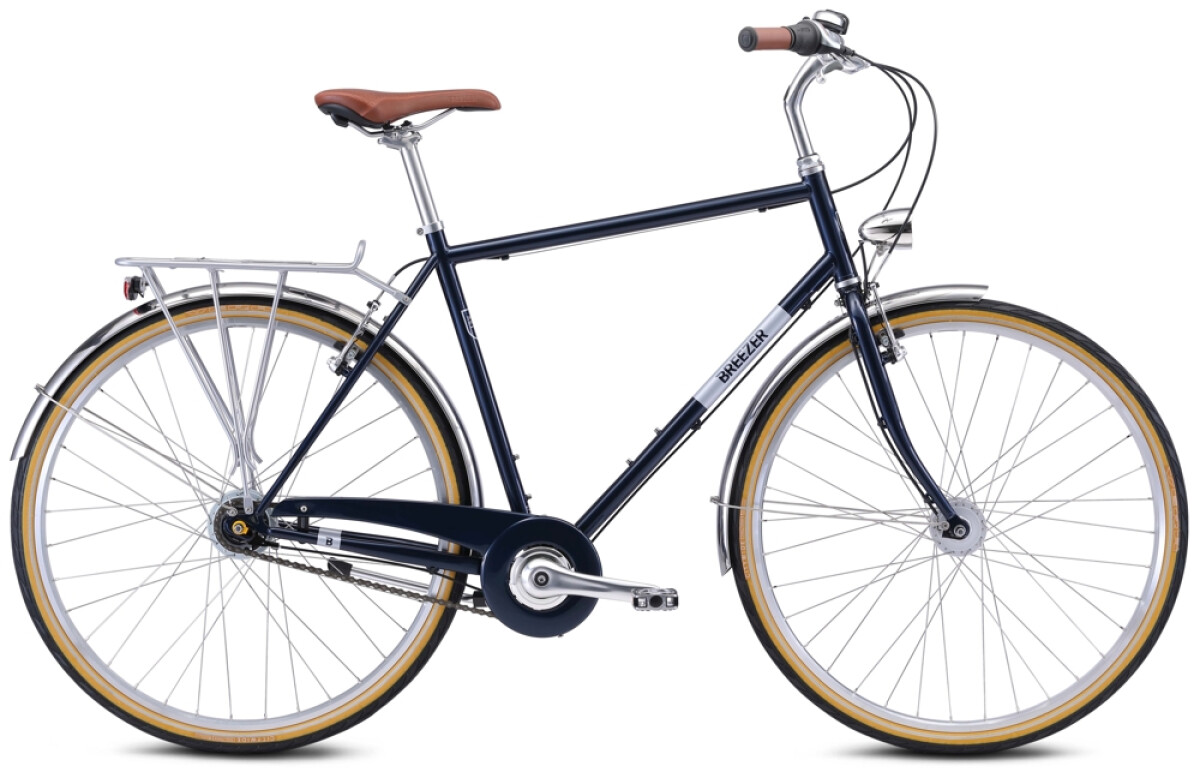 Breezer Bikes DOWNTOWN 7+ Details
