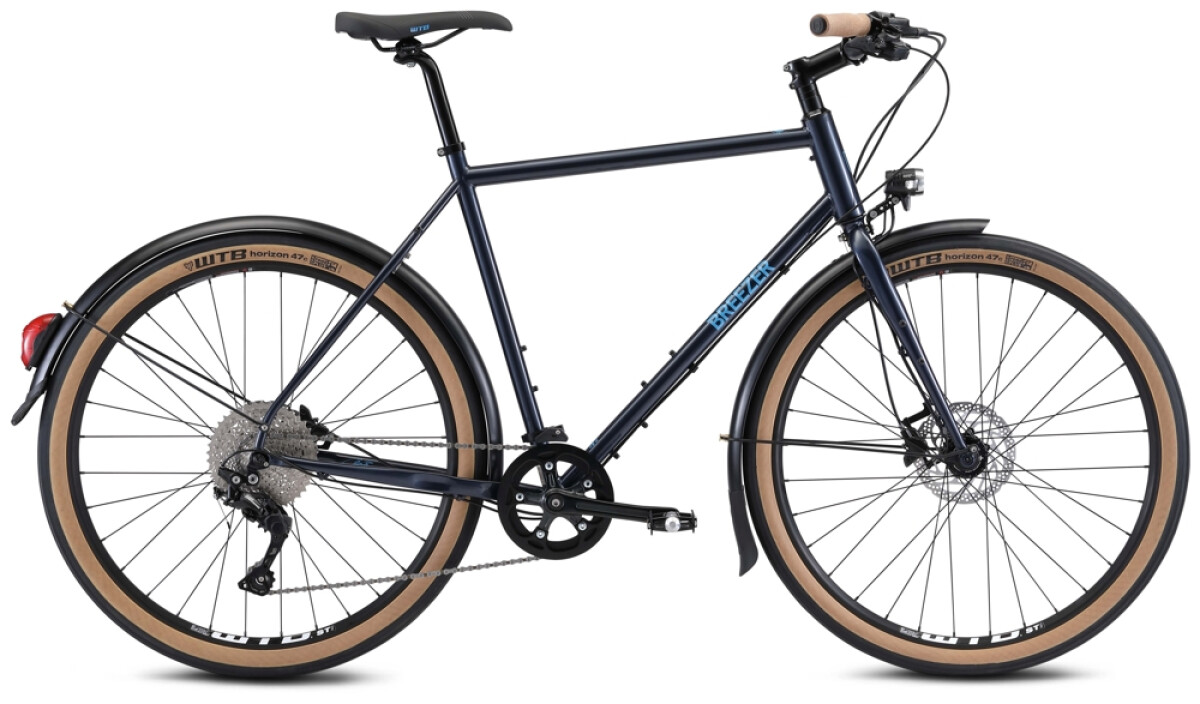 Breezer Bikes DOPPLER CAFE+ Details