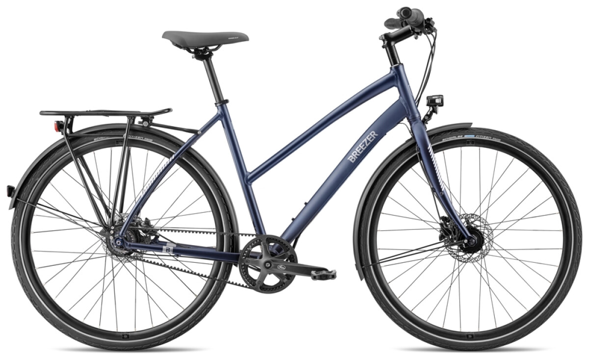 Breezer Bikes BELTWAY 8+ ST Details