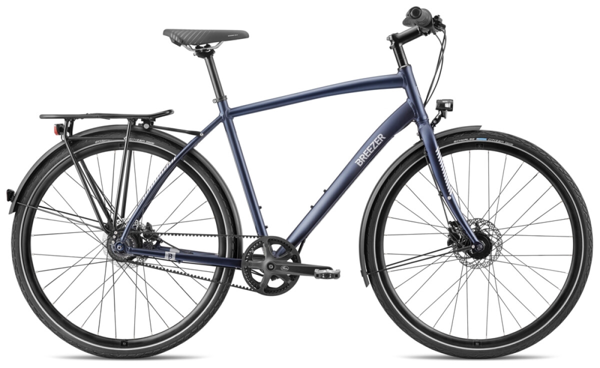 Breezer Bikes BELTWAY 8+ Details