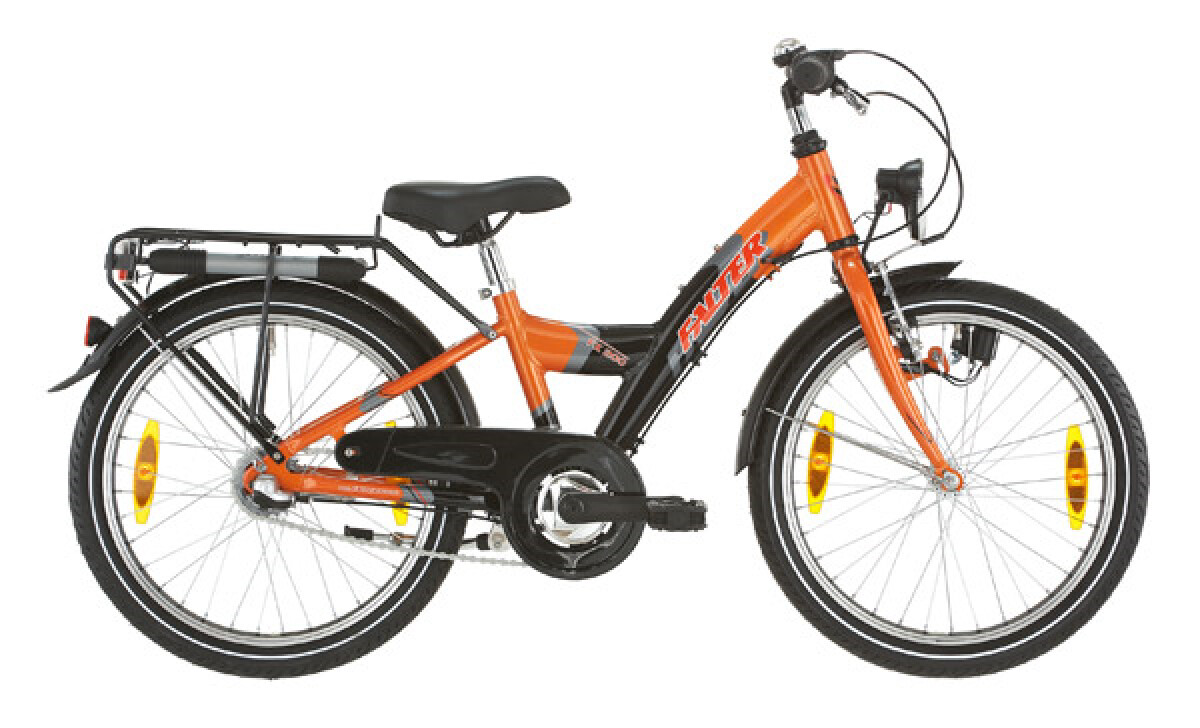 Falter FX 200 Y-ATB orange/schwarz Details