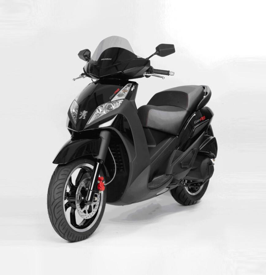Peugeot Motocycles Geopolis 125 Premium RS Details