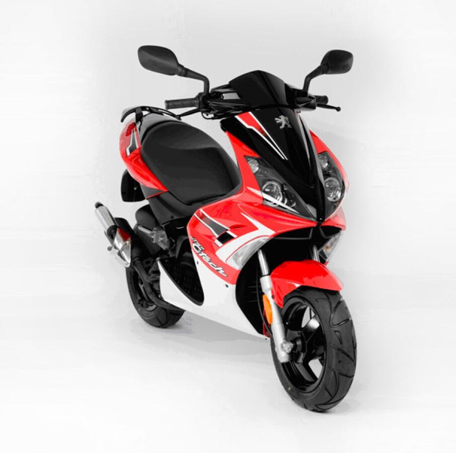 Peugeot Motocycles JET C-Tech Details