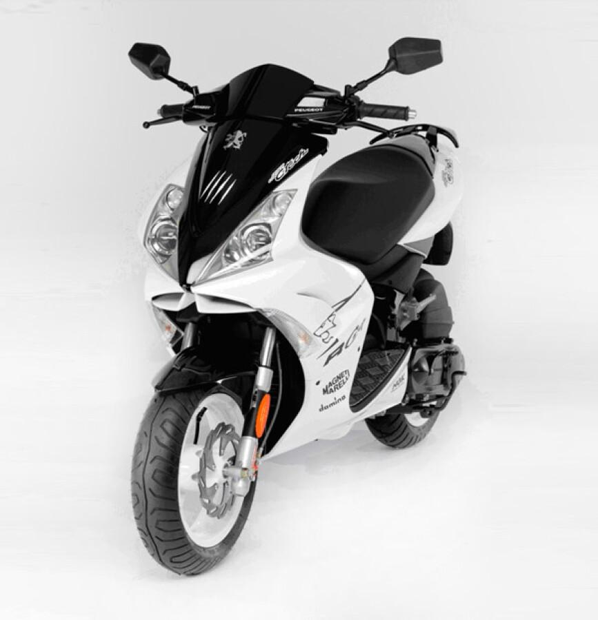 Peugeot Motocycles JET C-Tech R Cup Details