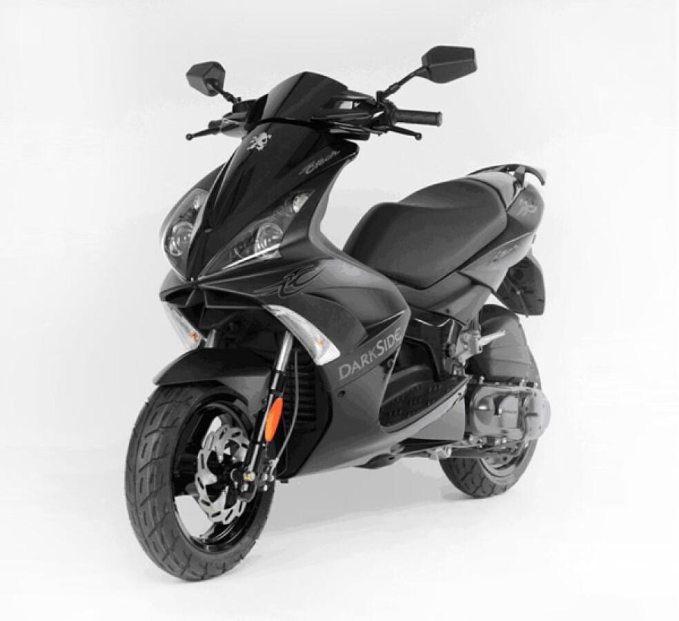 Peugeot Motocycles Jet Darkside Details