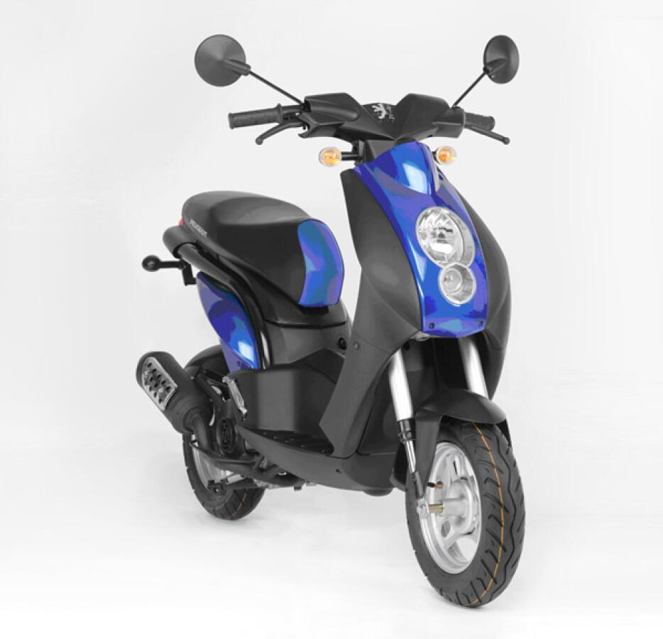 Peugeot Motocycles Ludix 2 One-Zweisitzer Details